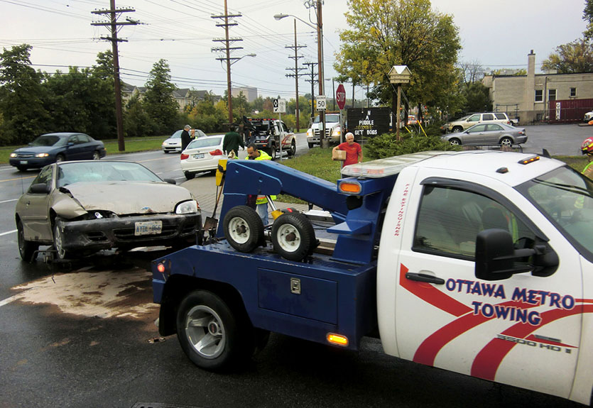 Ottawa Accident Towing