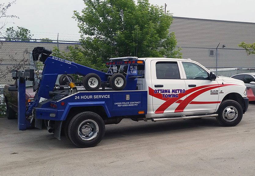 Ottawa Private Tow Calls